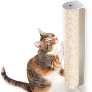 Cylinder Rotating Wall Mounted Scratching Post